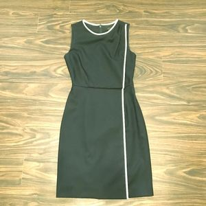 Navy Blue J Crew Dress